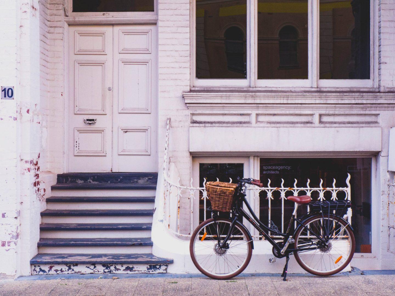 Bike in Fremantle
