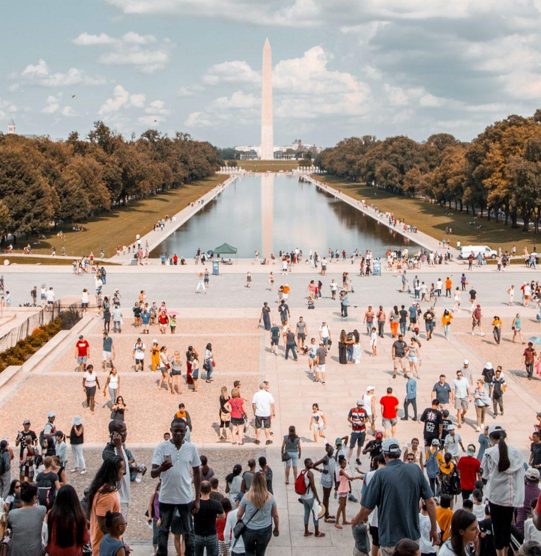 People in Washington, D.C.