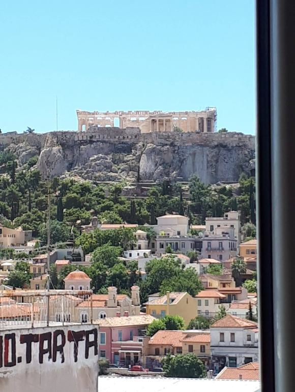 View of Acropolis