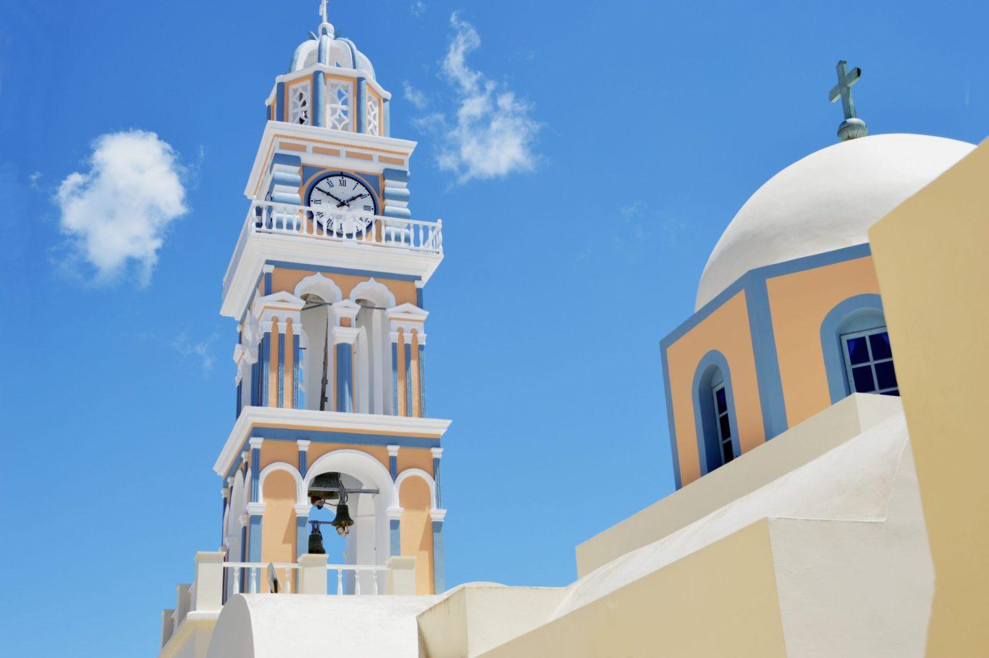 Church in Fira