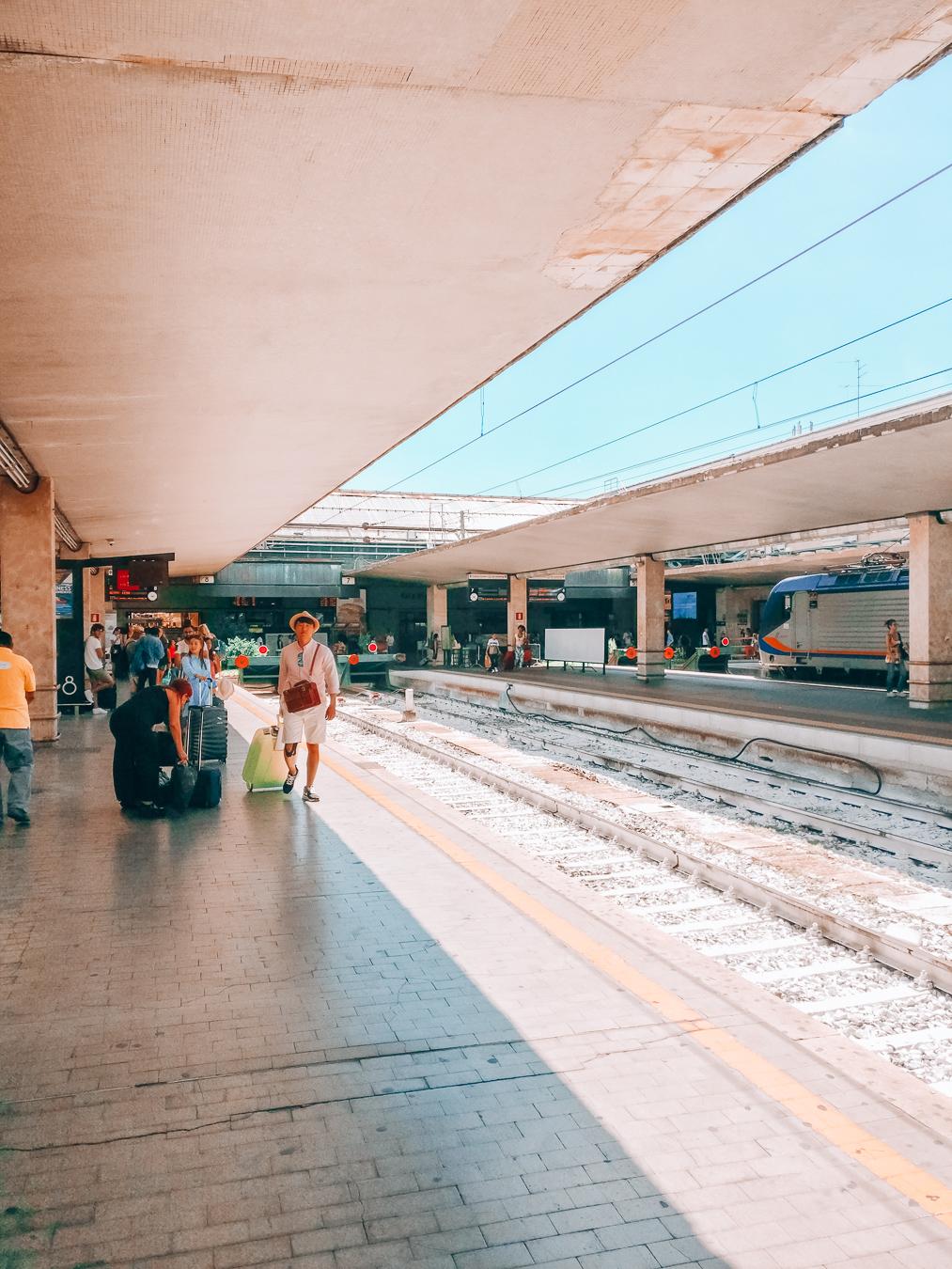 Train station Florence