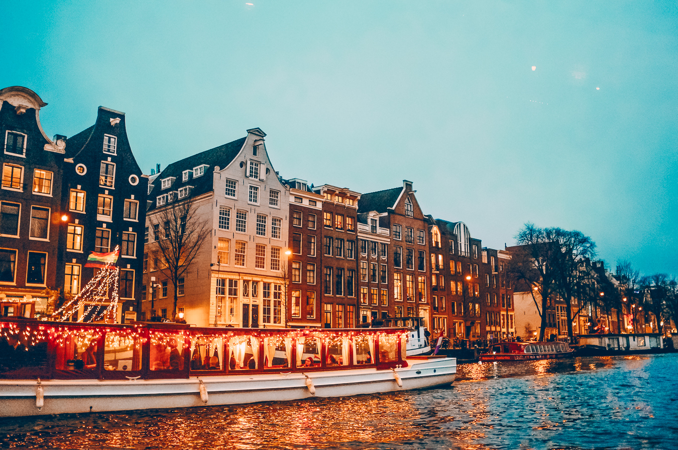 Photogenic place in Amsterdam