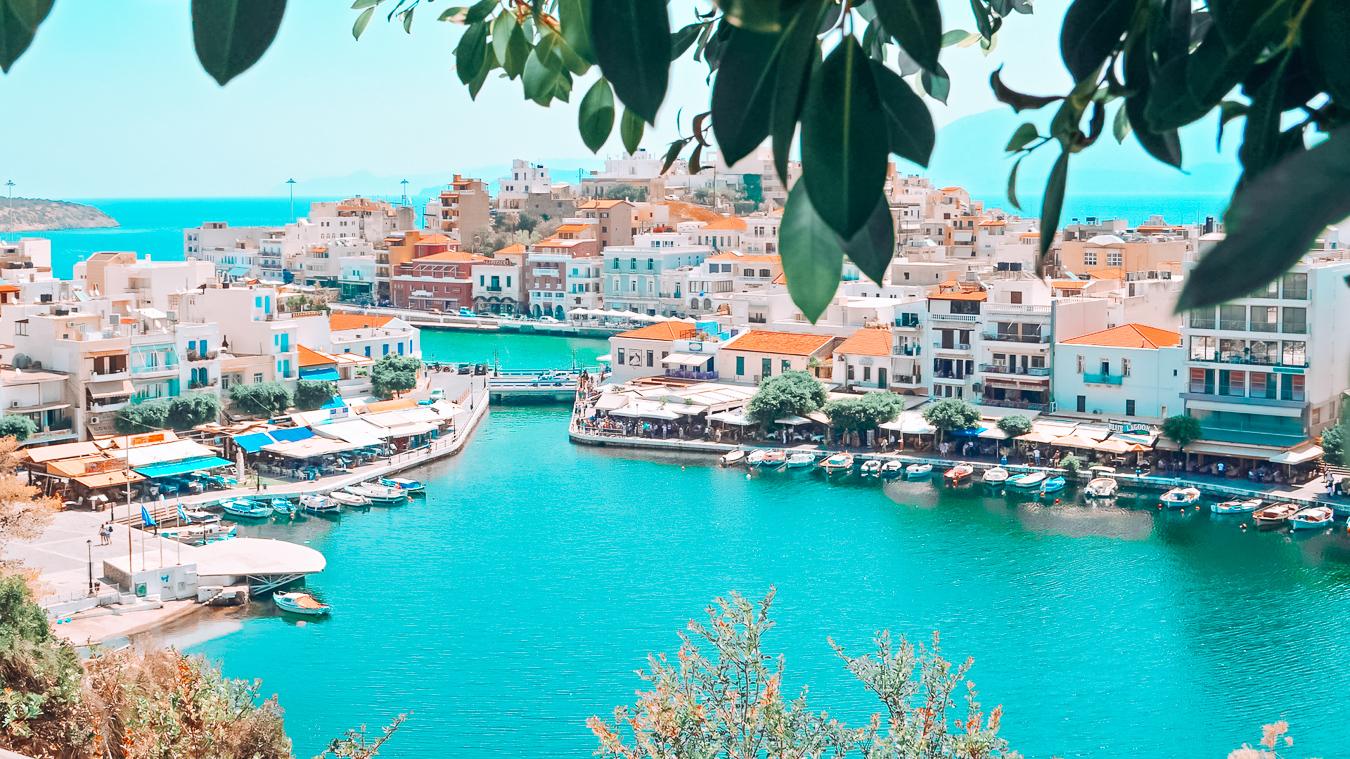 View of Crete