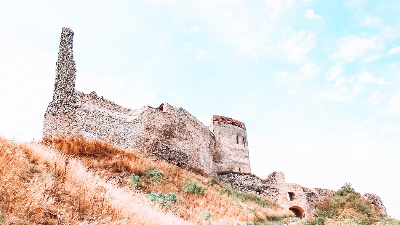 Čachtice Castle in Slovenia