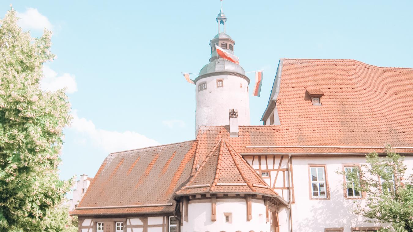 Building in Tauberischofsheim