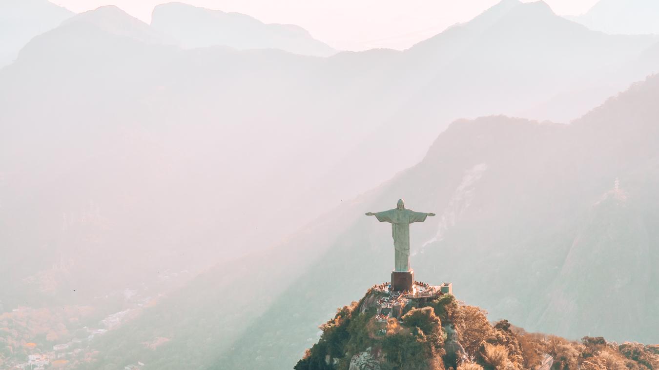 Christ the Redeemer in Rio de Janeiro