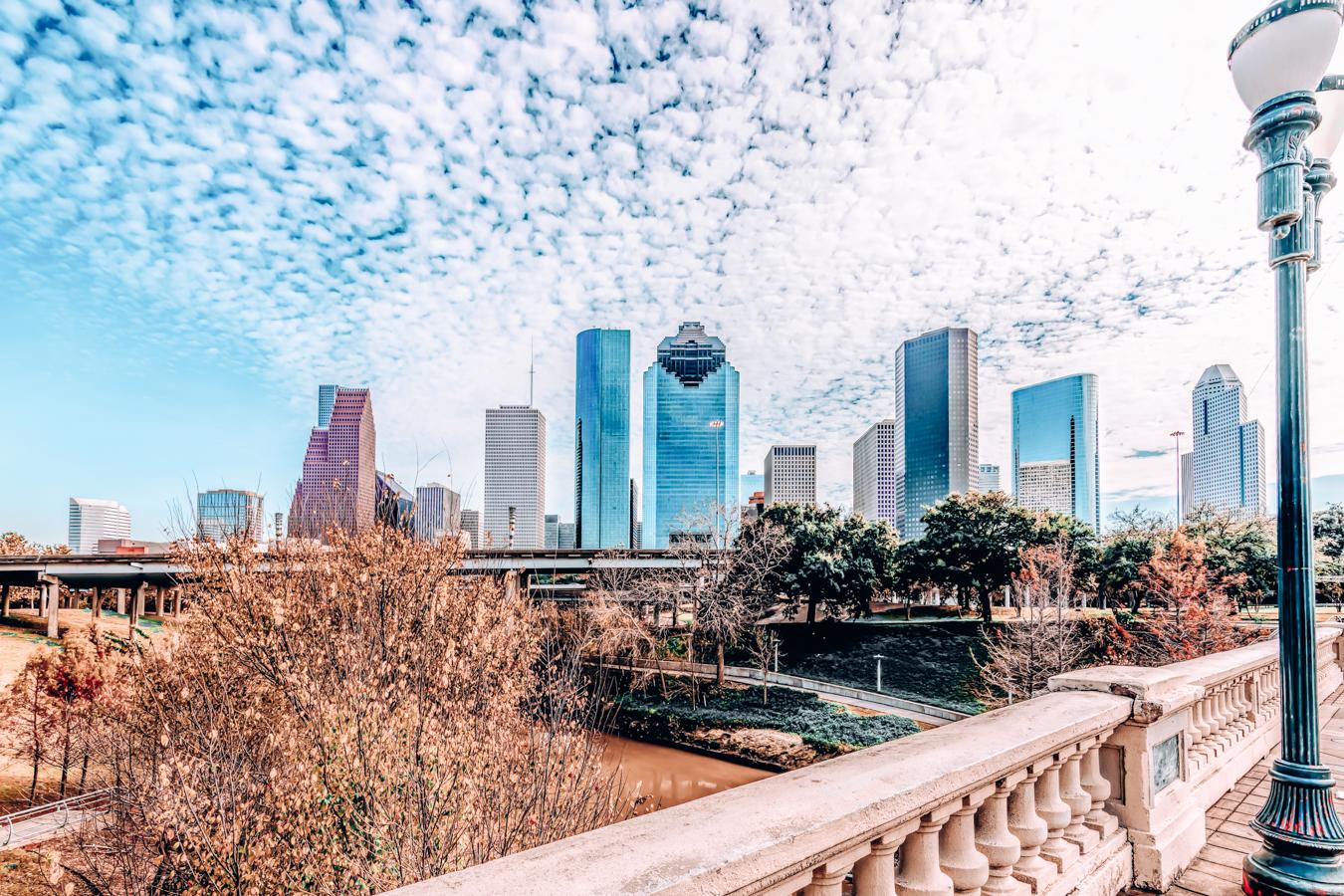 View of Downtown Houston