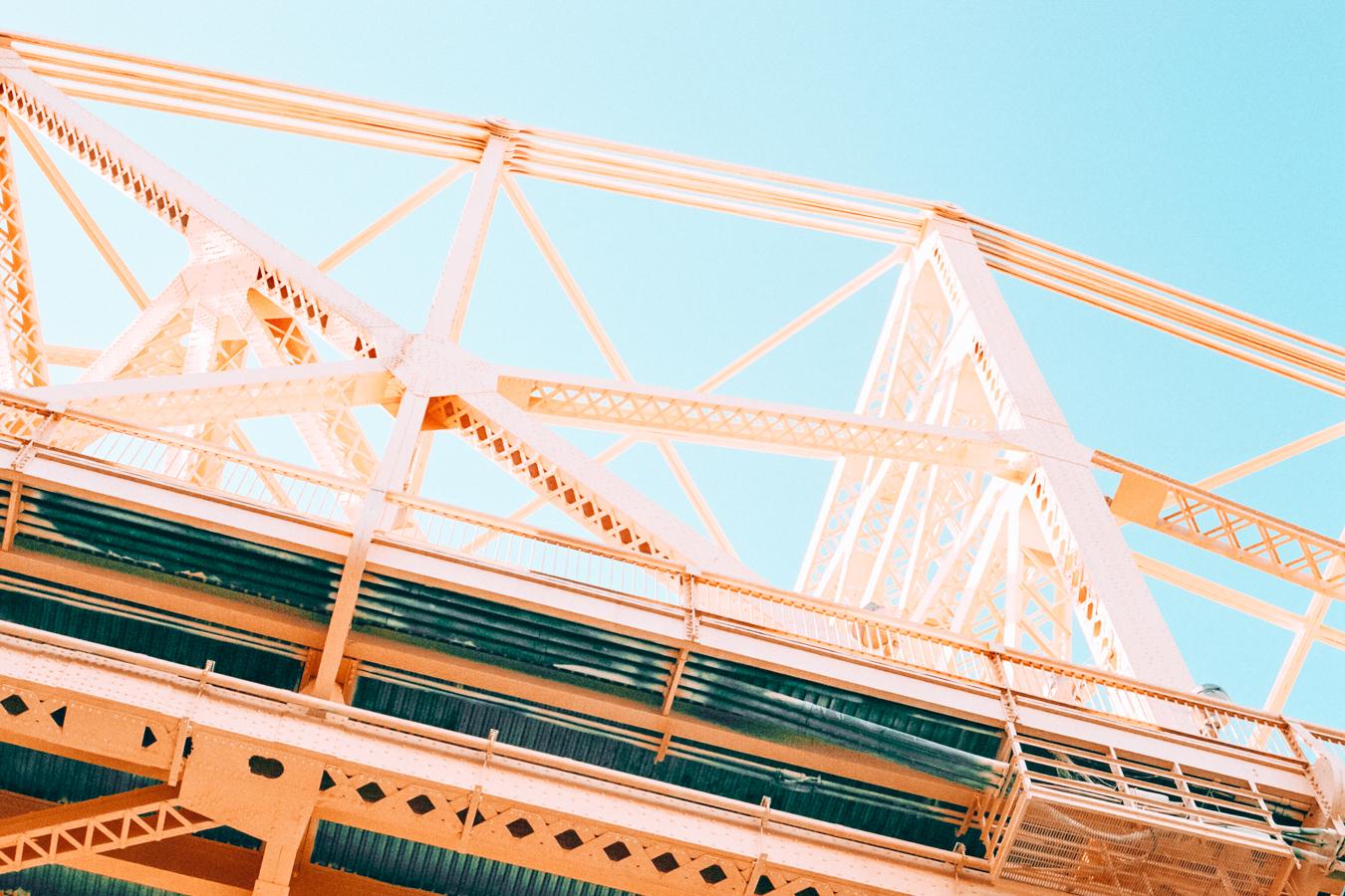 Bridge in Louisville