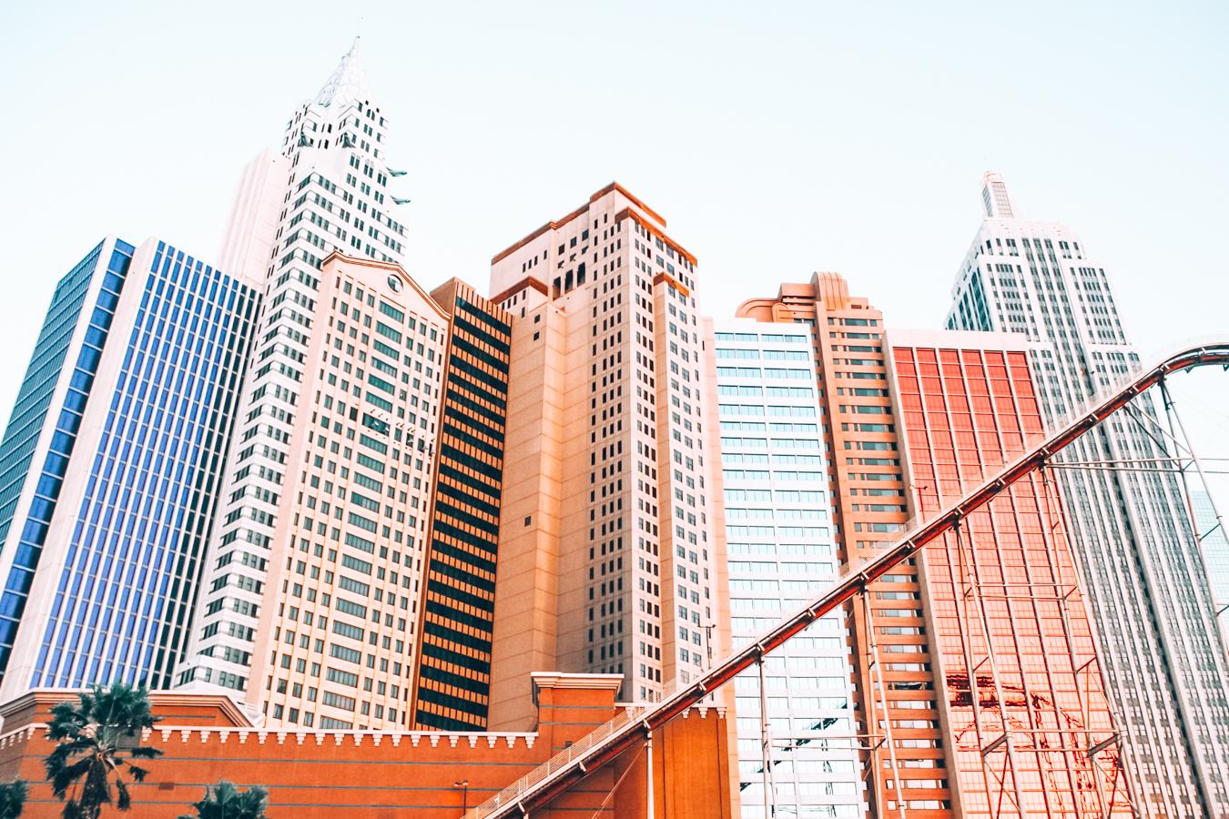Buildings in Las Vegas