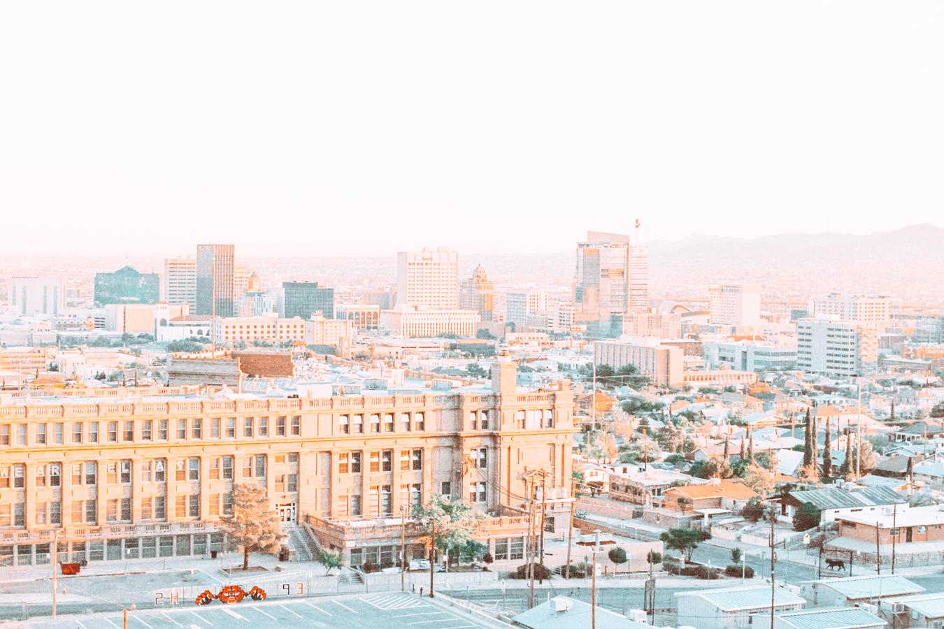 Buildings in El Paso