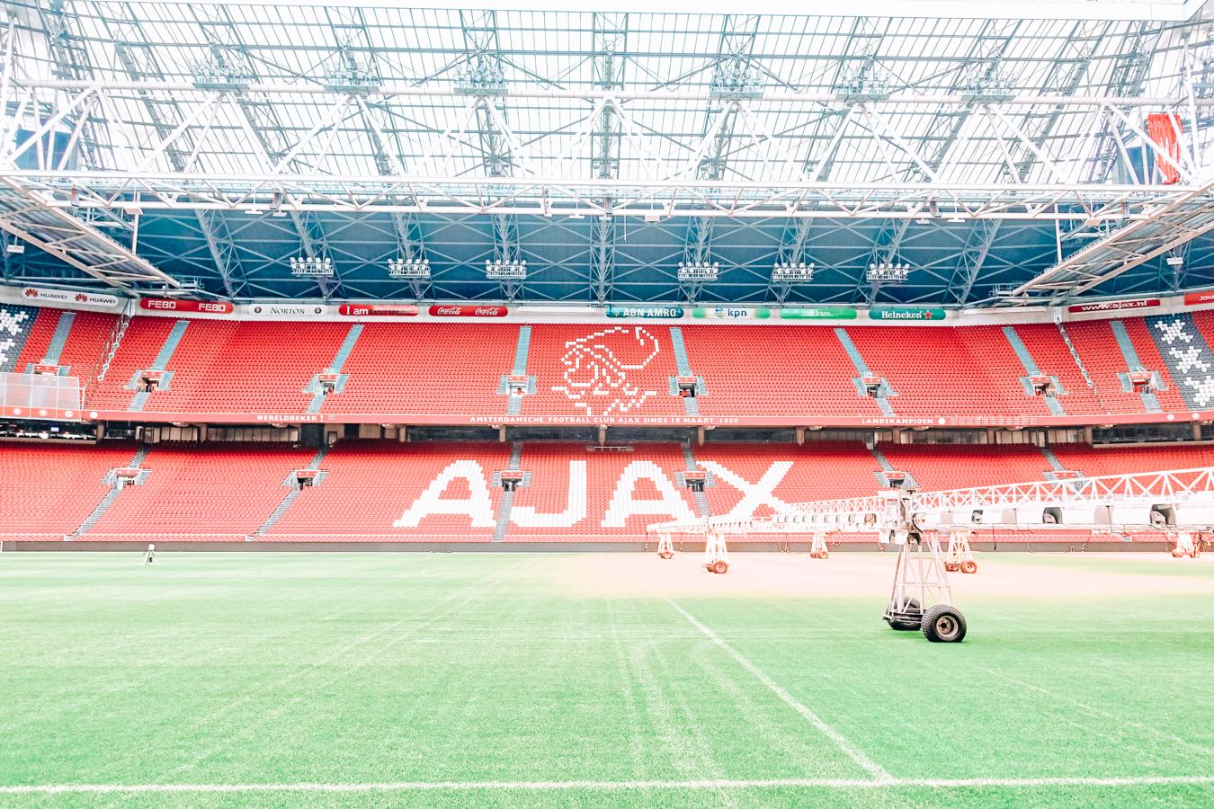 Johan Cruijff ArenA Stadium