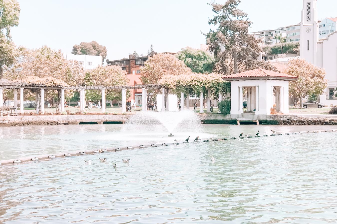 Lakeside Park in Oakland
