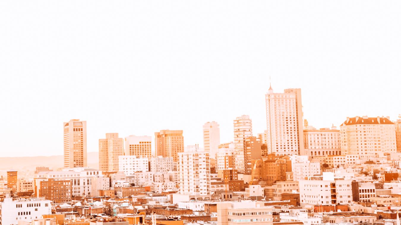 View of buildings in San Francisco