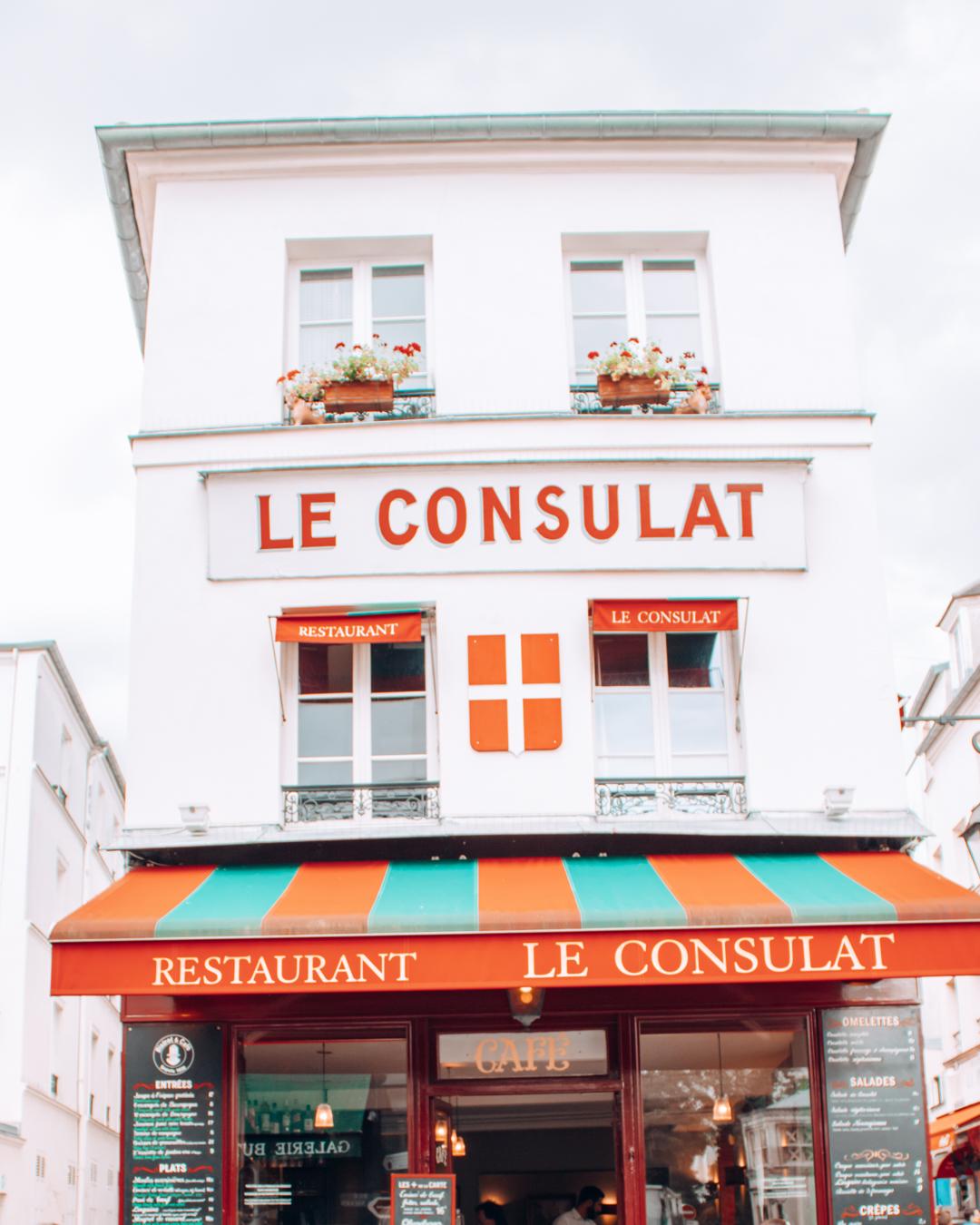 Le Consulat in Paris