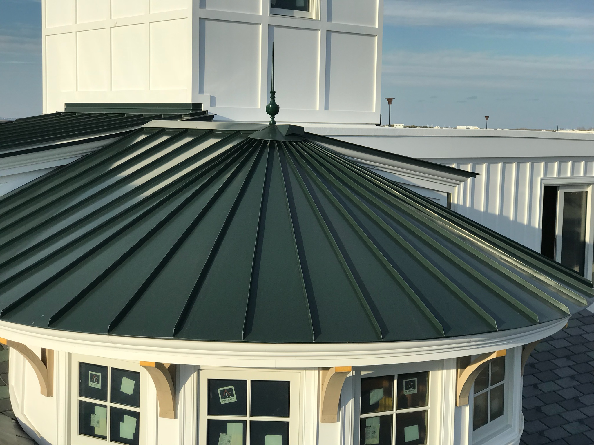 Metal Roofing by DYMI Construction