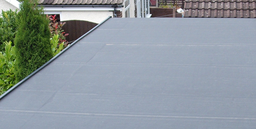 Flat Roof Options