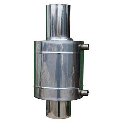 Теплообменник на трубу 150 коэффициент теплопередачи в рекуперативном теплообменнике