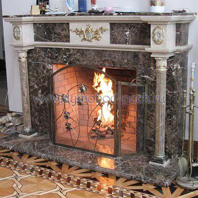 Какие камины Украина использует для создания уютной атмосферы?