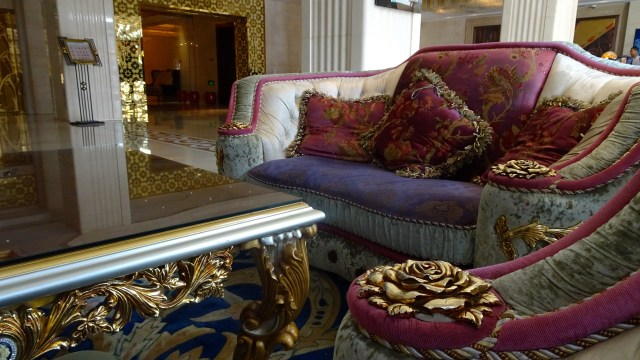Inside The Royal Phoenix Hotel, Beijing; DSC00147 © DY of jtdytravels