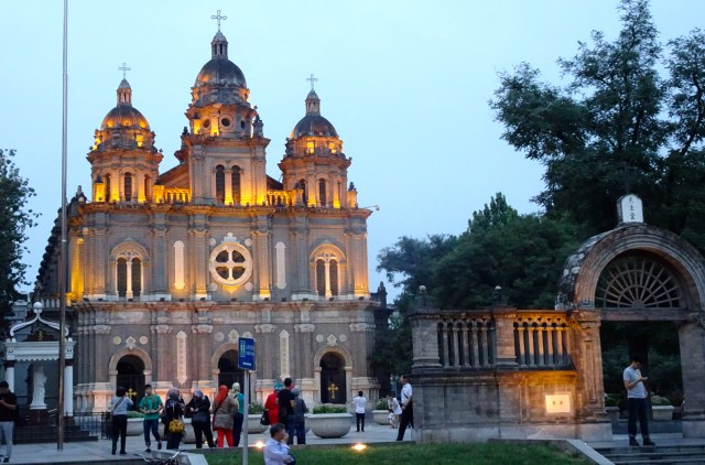 Christian Church in Beijing; DSC00195 © DY of jtdytravels