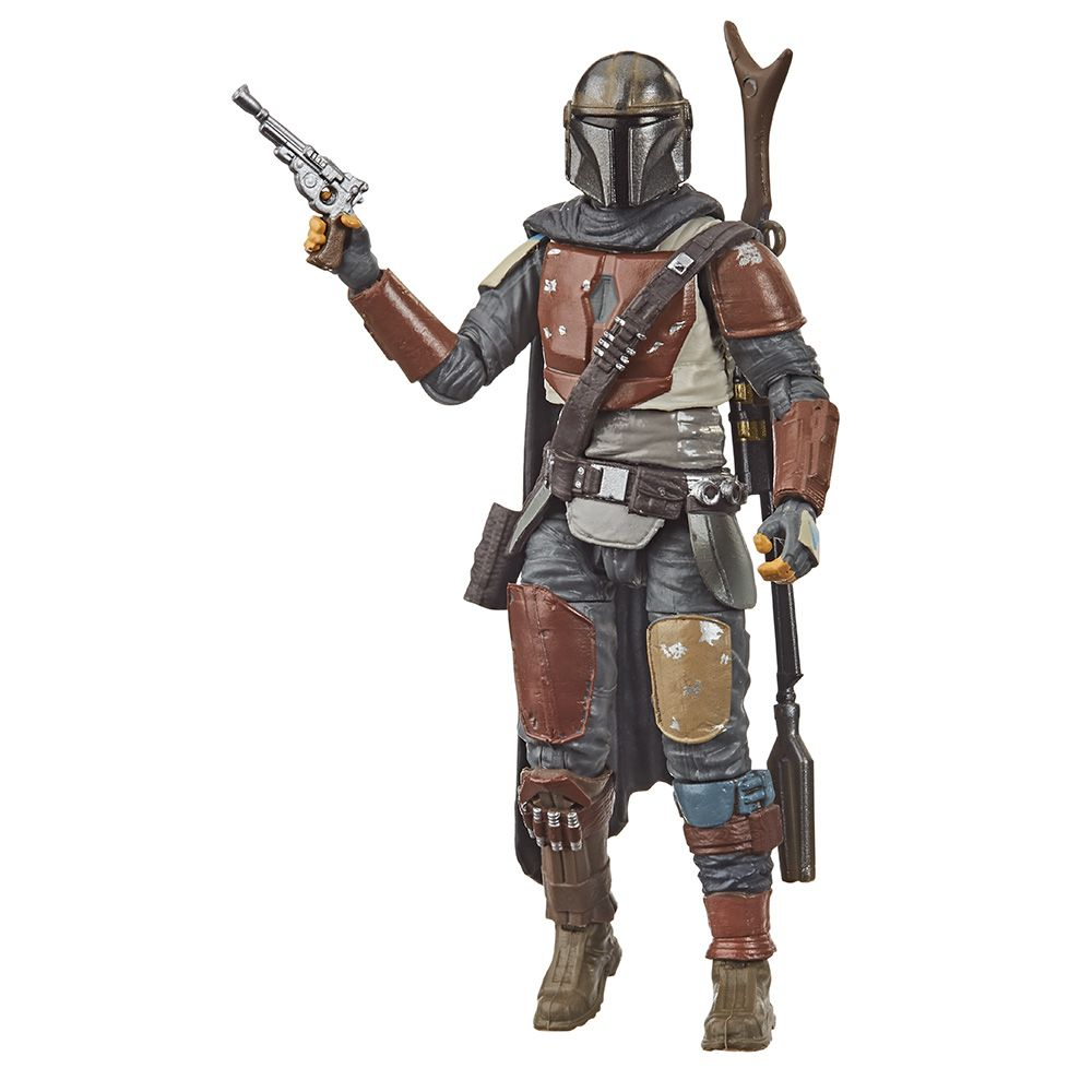 Hasbro Star Wars Star Wars Vintage Collection Action Figure The Mandalorian From Star Wars The Mandalorian Forbiddenplanet Com Uk And Worldwide Cult Entertainment Megastore