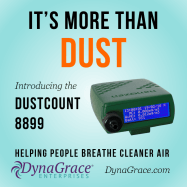 Helping People Breathe Cleaner Air with Dust Monitor