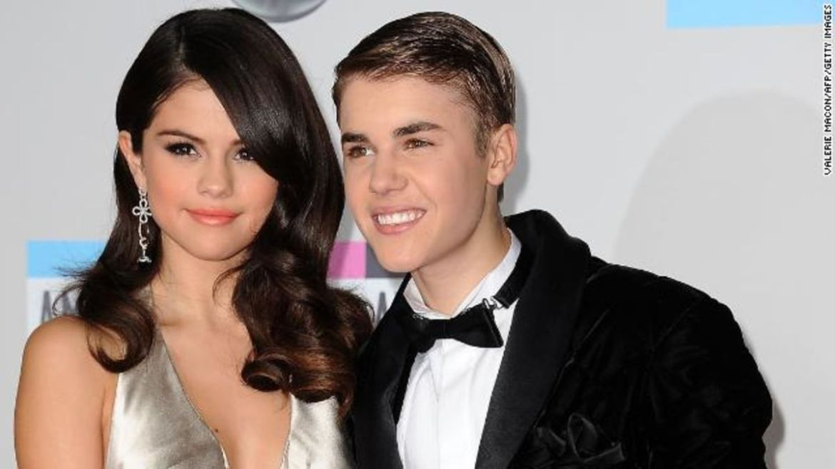 Image result for selena gomez and justin bieber