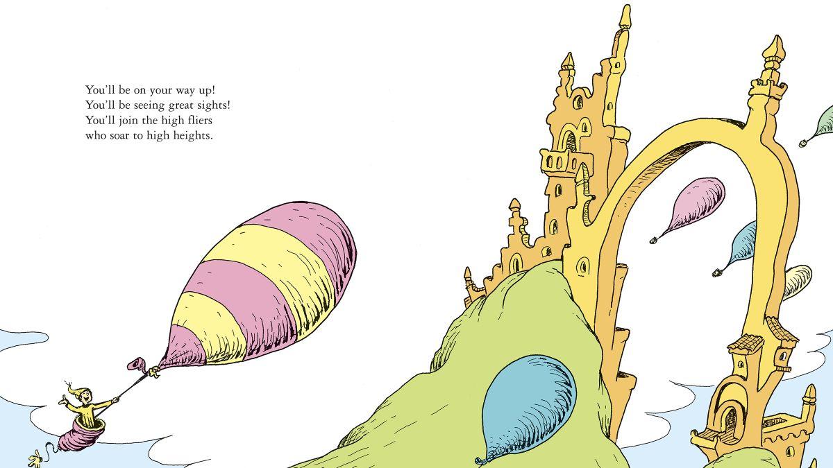 Dr Seuss A Poetic Birthday Tribute Cnn