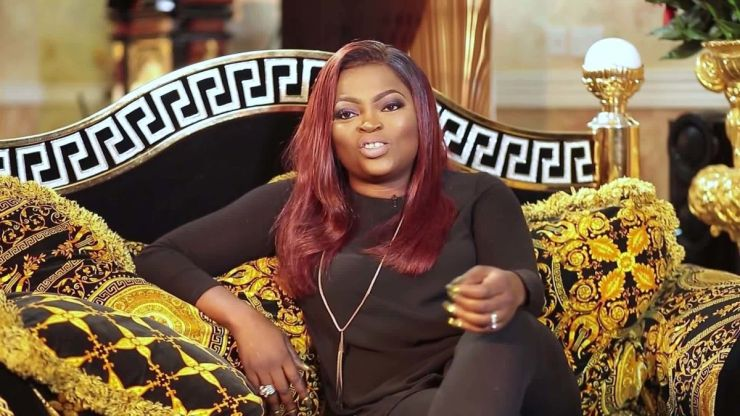 Funke Akindele, Nigerian actress who fronted 'Stay Home' campaign, arrested after hosting a party - CNN