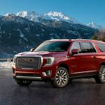 Gmc Yukon Is The Latest Weapon In The Suv Wars Cnn