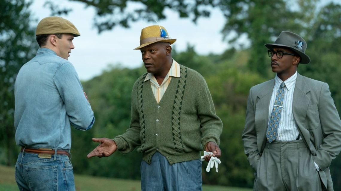 The Banker' review: Anthony Mackie and Samuel L. Jackson star in a ...