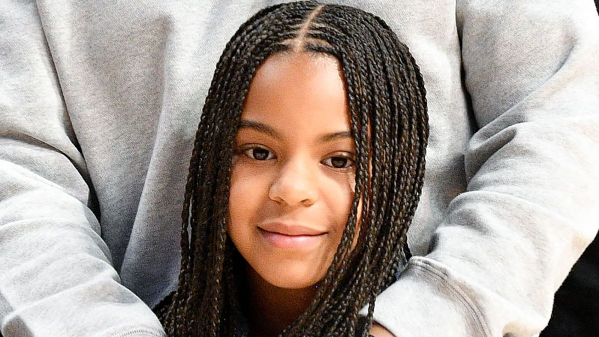 beyonce s daughter blue ivy carter is