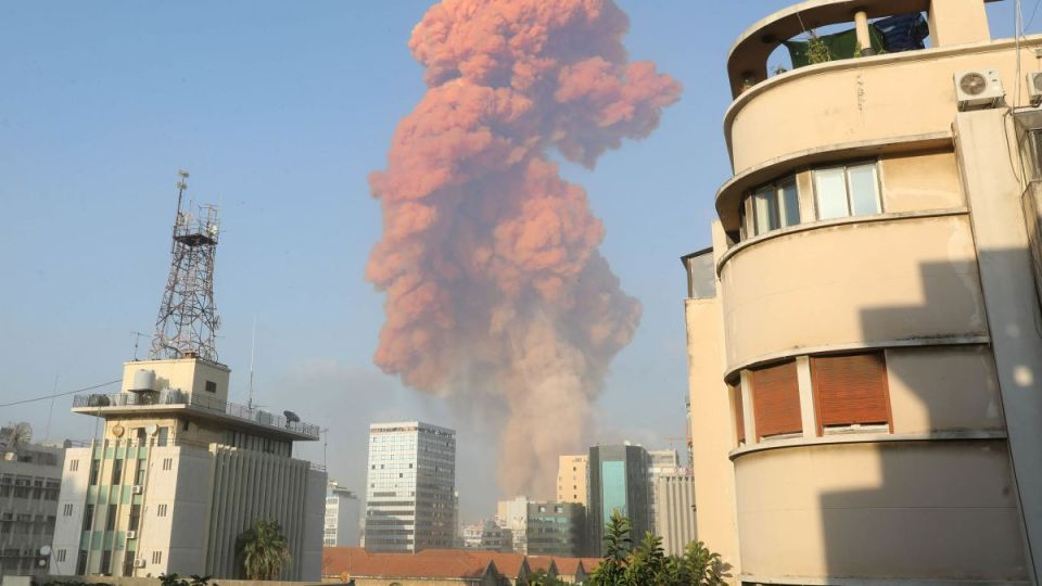 Lebanon explosion: Thousands injured across capital Beirut - CNN