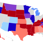 Election 2020 The 10 Senate Seats Most Likely To Flip In 2020 Cnnpolitics