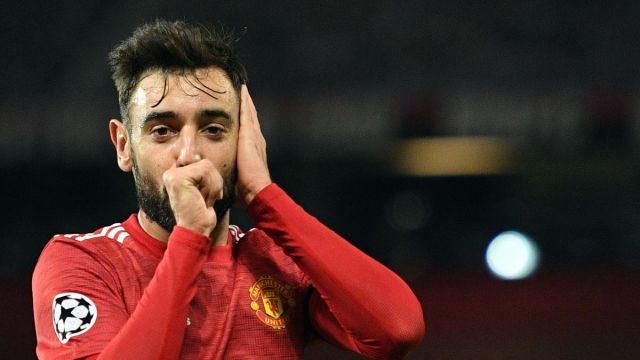 Champions League: Bruno Fernandes scores stunning goal in Manchester United  victory - CNN