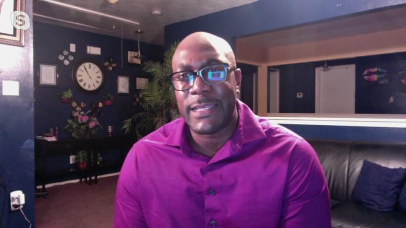 Philonise Floyd on CNN.