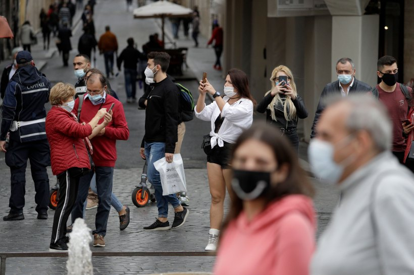 Italy records largest daily increase in coronavirus cases in more than five months