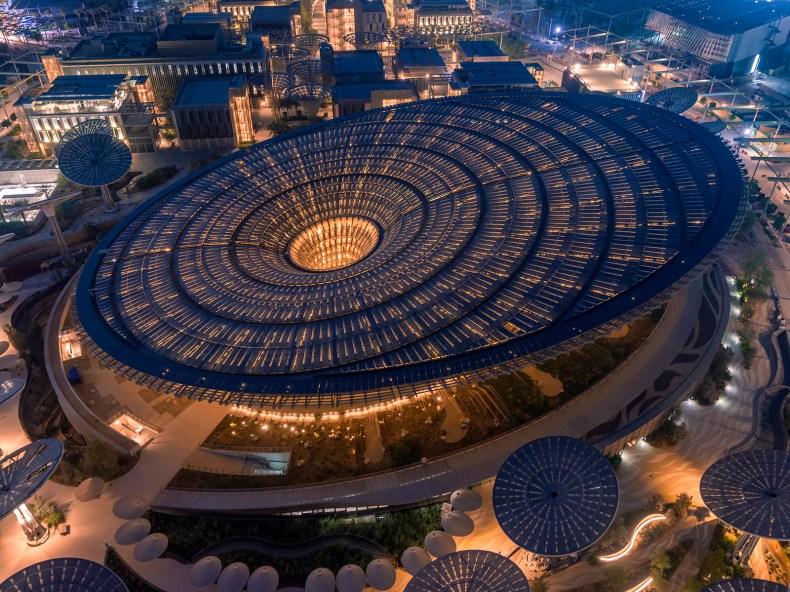 Courtesy Expo 2020 Dubai