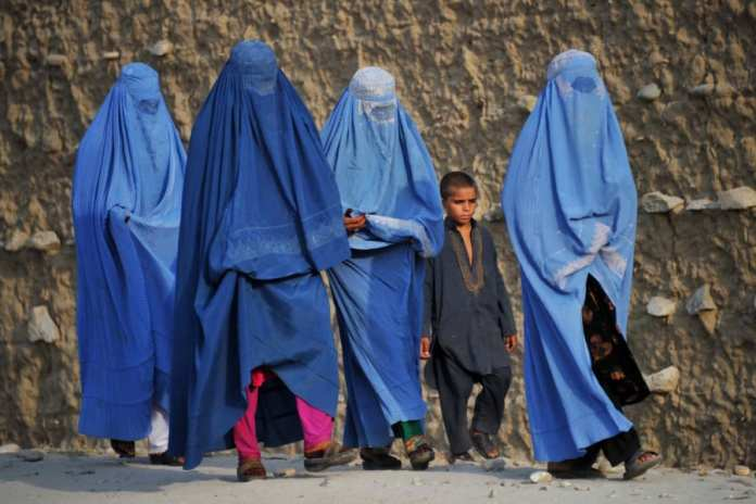 Unveiled: Afghan women past and present
