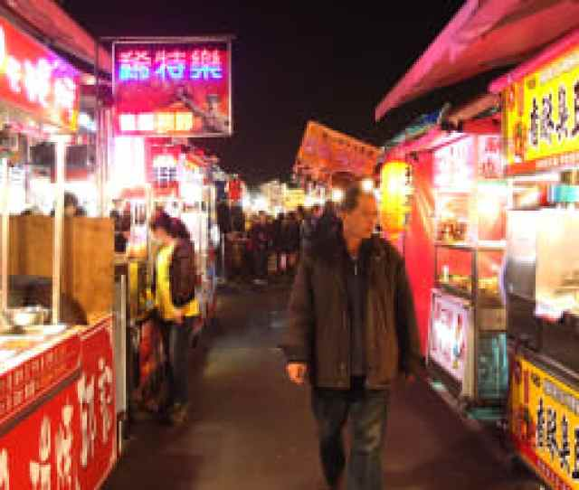 Biggest Night Market In Southeast Asia