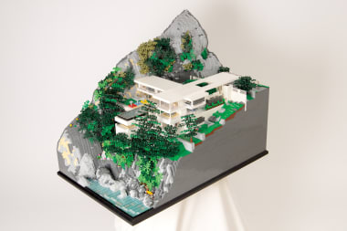 Lego Architects And Super Fans On Creating The Perfect Miniature World Cnn Style