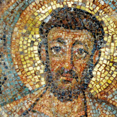 Missing 1,600-year-old mosaic returned to Cyprus after four decades - CNN  Style