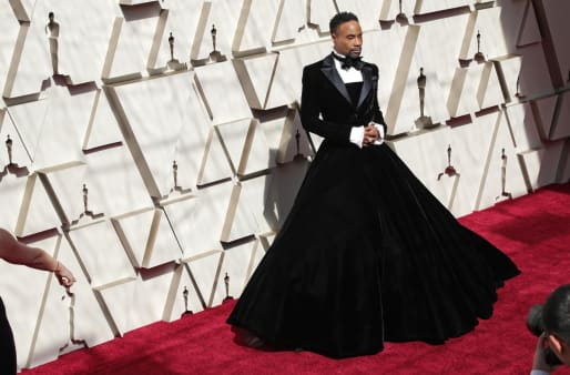 Billy Porter attends the 91st Annual Academy Awards at Hollywood and Highland on February 24, 2019 in Hollywood, California.