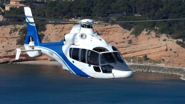 dubai sky high dining Private Jet Charter Agusta 109 VIP Ext 2 (1)