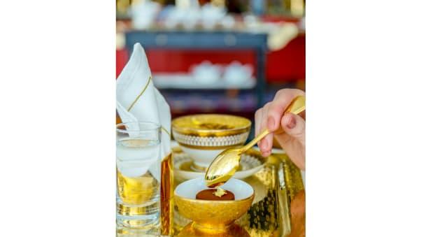 24-Karat Diet: Dubai's Appetite for Gold