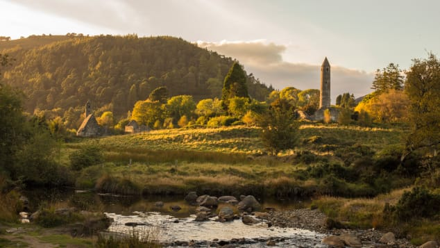 Glendalough-Wicklow