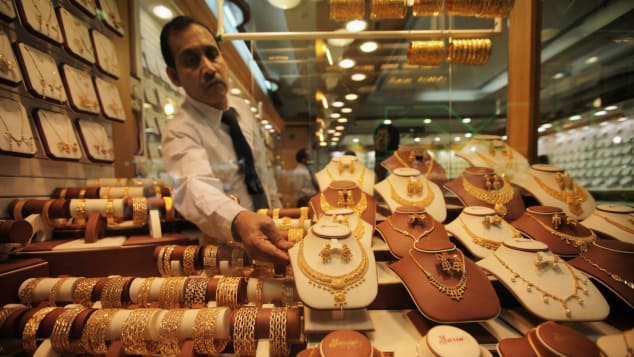 Even if you're not in the market for precious metal, Dubai's Gold Souq is a great place to check out the locals in action.