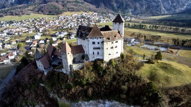 Liechtenstein marks its tricentenary in 2019.