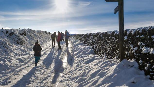 ハイキングコース - ペナインウェイ