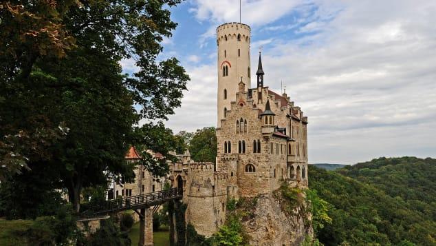 008 Lichtenstein germany places photos